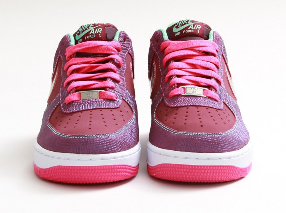 Nike Air Force 1 Low Cherrywood Red